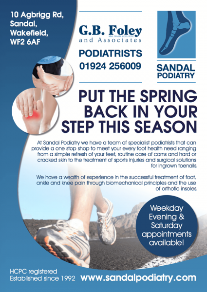 Sandal Podiatry