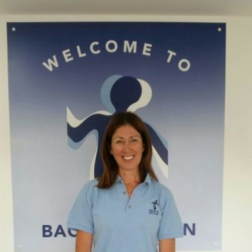 Alison Cadman, BSc Physiotherapy