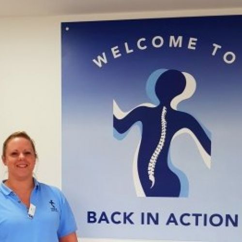Jaclyn Coleman MSc Sports Injury Rehabilitation,BSc(Hons) Physiotherapy, BSc (Hons) Sports Rehabilitation