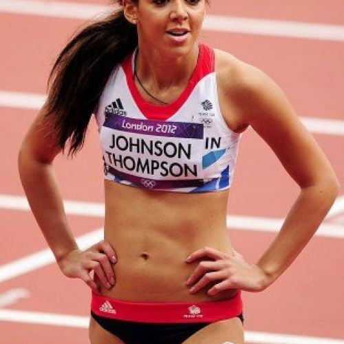 Katarina Johnson-Thompson- GB Atheletics