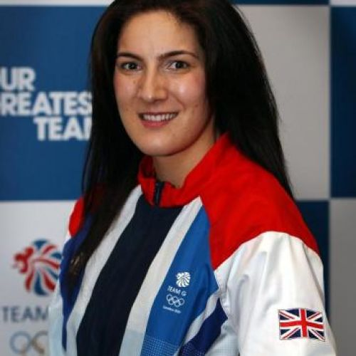 Sarah Stevenson MBE - High Performance Coach GB Taekwondo