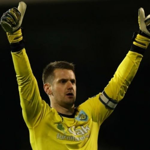 Tom Heaton England & Burnley FC Goalkeeper