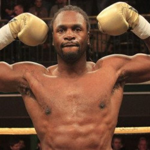 Audley Harrison M.B.E. - Olympic Gold Medallist, European Champion