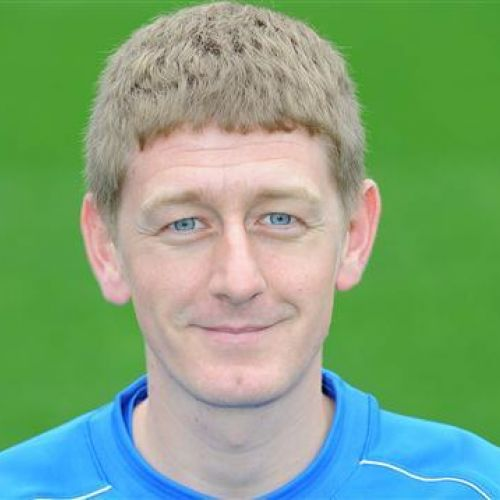 Craig Sedgwick- Head Physiotherapist Barnsley Football Club